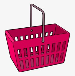 Shopping Cart Basket Grocery Store Computer Icons Shopping Basket Basket Clipart Free Transparent PNG Download PNGkey