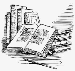 Free Png Old Book Png Image With Transparent Background Books Black And White Png Free Transparent PNG Download PNGkey
