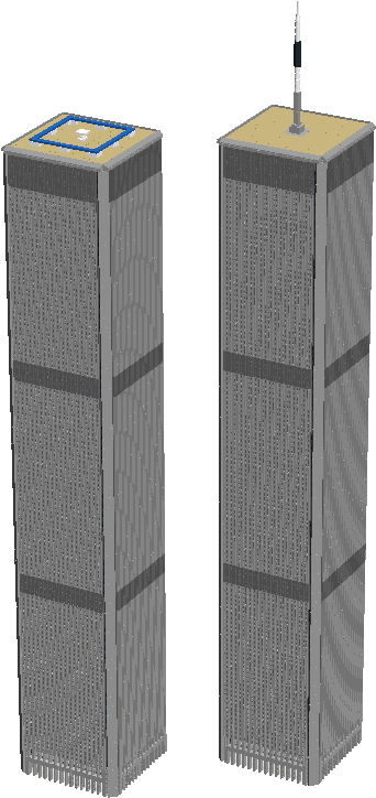 Twin Tower Png : tower, Download, Towers, Image, Background, PNGkey.com