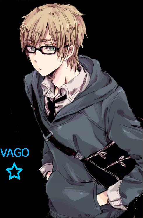 Anime Male Glasses : anime, glasses, Download, Anime, Glasses, Image, Background, PNGkey.com