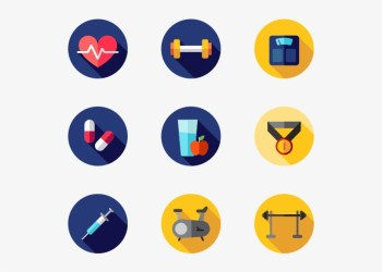 Gym And Fitness Woman Icon Png 600x564 PNG Download PNGkit
