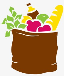 Hold A Food Drive Groceries Vector 3300x2550 PNG Download PNGkit