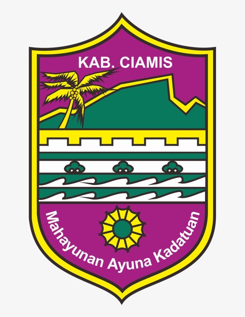 Logo Ciamis Png : ciamis, Lambang, Kabupaten, Ciamis, 627x981, Download, PNGkit
