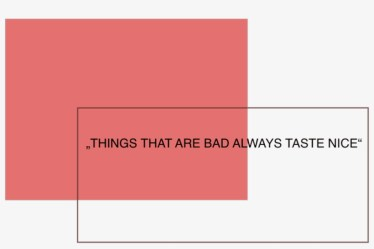 Aesthetic Localcupcakeaesthetics Tumblr Red Text Bad Parallel 1024x658 PNG Download PNGkit