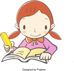 Download Cartoon Hand painted Student Learning Design Cute Classroom Png Cartoon Drawing Full Size PNG Image PNGkit
