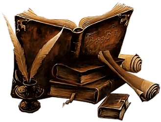 Aesthetic Book Png