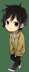 Download Chibi Anime Boy Png Chibi Anime Boy Full Size PNG Image PNGkit