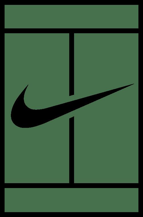 Nike Logo White Png : white, Download, Tennis, Image, PNGkit