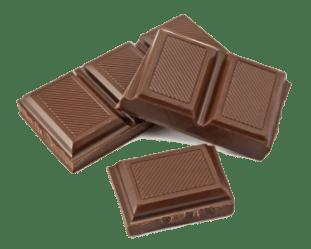 chocolate transparent bar hd clipart chocolade coklat cake gambar zelfs chocolat almond zijn milk shutterstock estudo terbaik ter illustratie comer