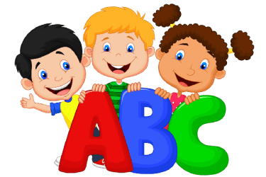 transparent clipart abc children clip fun having background daycare cartoon baby learning child care play cliparts interested coming toddler google