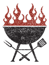 clipart barbecue bbq grill transparent background braai tailgate party pic dogs happy4thofjuly icon hamburger hotdog name business pngmart hamburgers park