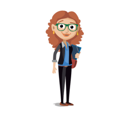 teacher transparent cartoon clipart svg background profession character clip lady vector freepngimg singer funny others somewhere happy