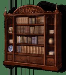 bookshelf transparent jackson michael clipart clip