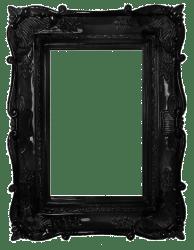 frame dark clipart transparent pngmart file