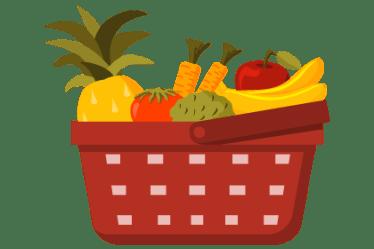 Groceries PNG Transparent PNG Mart