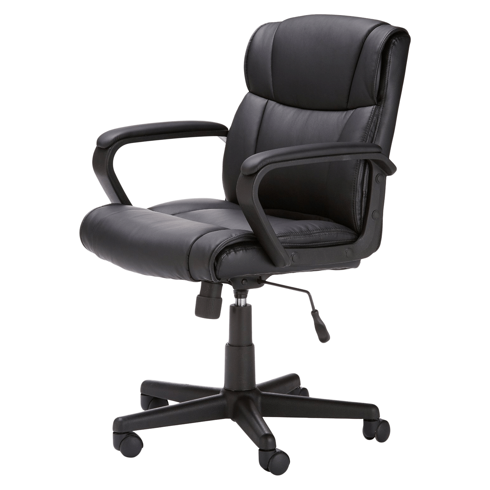 Rolling Desk Chairs Rolling Chair Png Transparent Image Pngpix