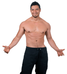 transparent fitness guy background shirtless yoga clipart male pngpix working dumbbells 1750 santa play