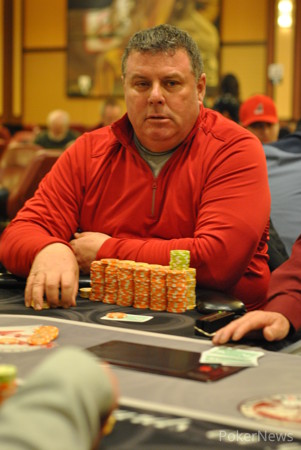 Main Event  2015 Midstates Poker Tour Running Aces