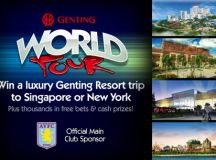 Win a luxury Genting Resort trip to New York or Singapore ...