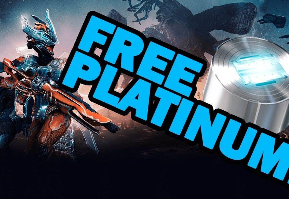 Warframe Platinum Codes Xbox One 2018