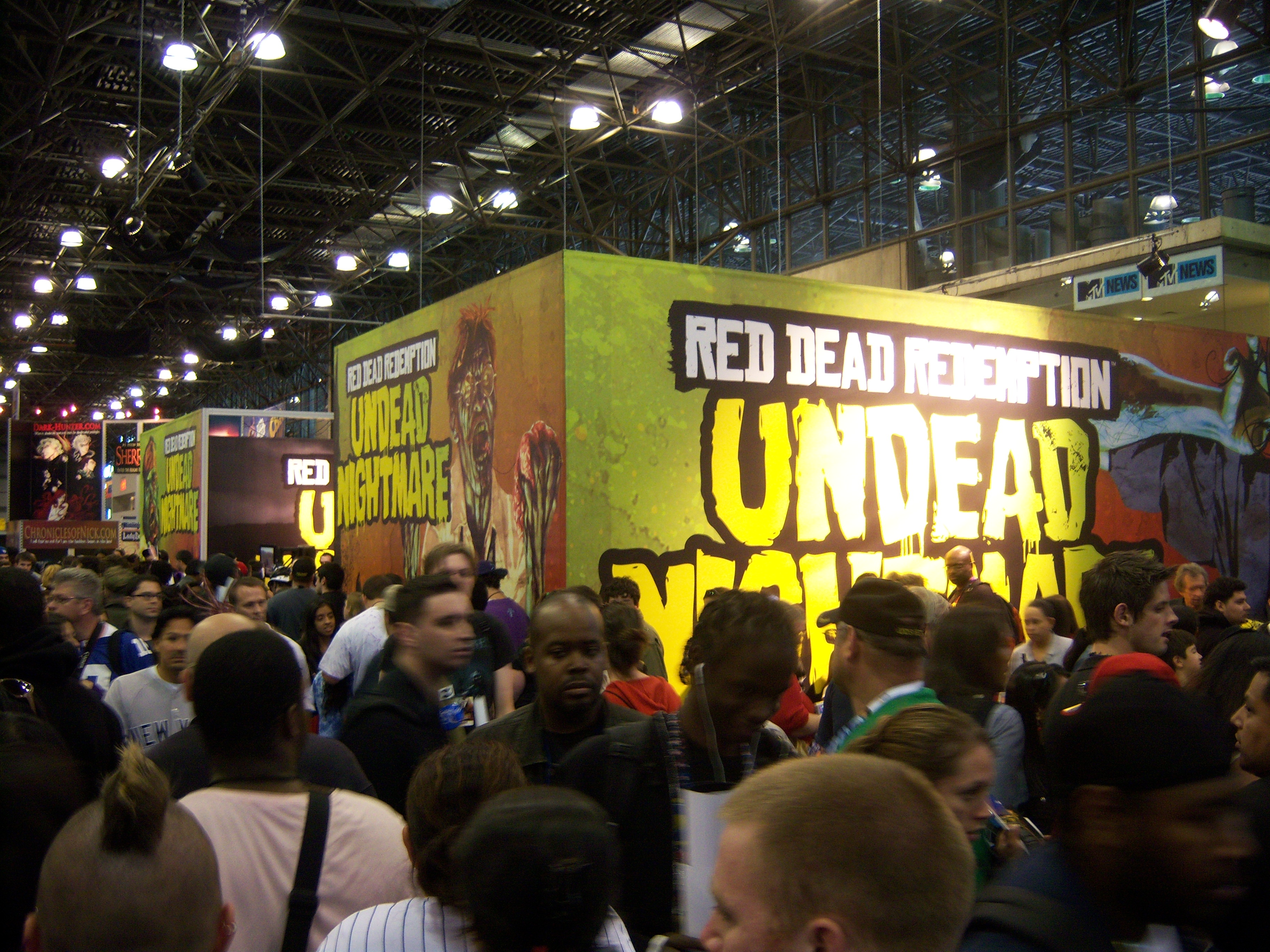 Rockstar Games And Comic Con NYC Feature GTA Fans Mod DB