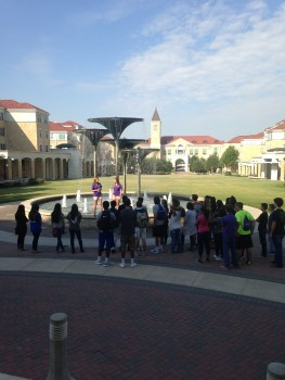 AVID Students at TCU & More