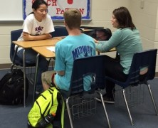 Midway High School Opens Writing Lab for Students