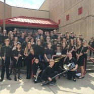 MMS Bands Earn Sweepstakes