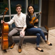 Midway Orchestra Soloists En Route to Prestigious Summer Programs