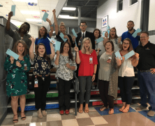 First Year Teachers Get Helping Hand