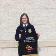 Midway High School Senior Zoe Tripp Wins Public Speaking Competition