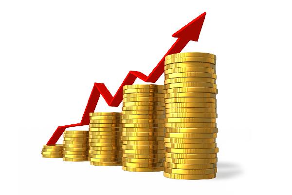 शेयर बजार : दोहोरो अङ्कले वृद्धि