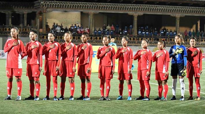 साफ यू–१८ महिला फुटबलमा आज नेपाल–भारत भिड्दै