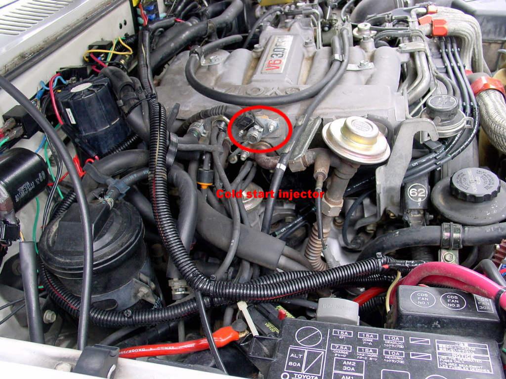1989 Corvette Fuel Filter Location