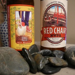Deschutes Red Chair Folding Library February 2012 Pacific Northwest Beer Chick