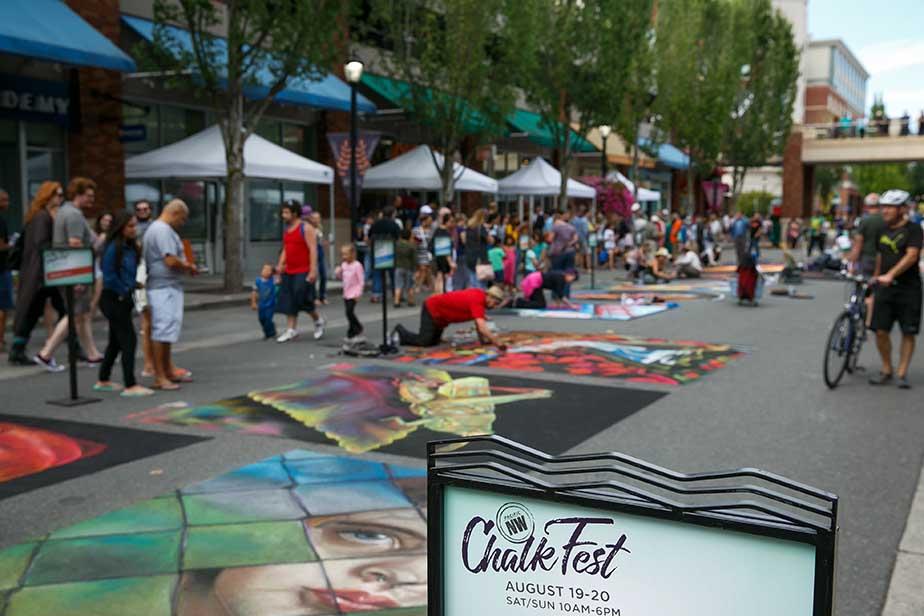 PNW Chalk Fest 2017