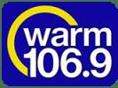 Warm-106.9 radio