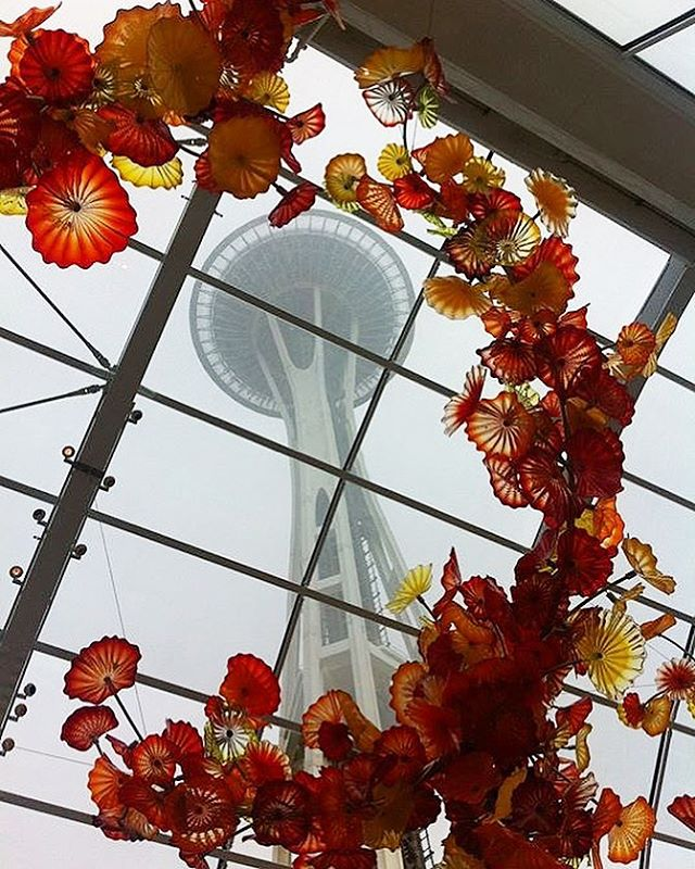Inside Chihuly Museum