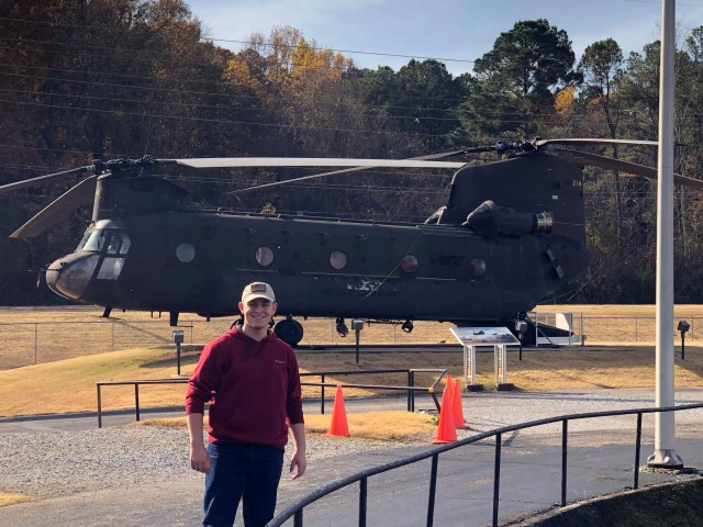 Boeing CH-47 Chinook - U.S. Space and Rocket Center - Huntsville, AL