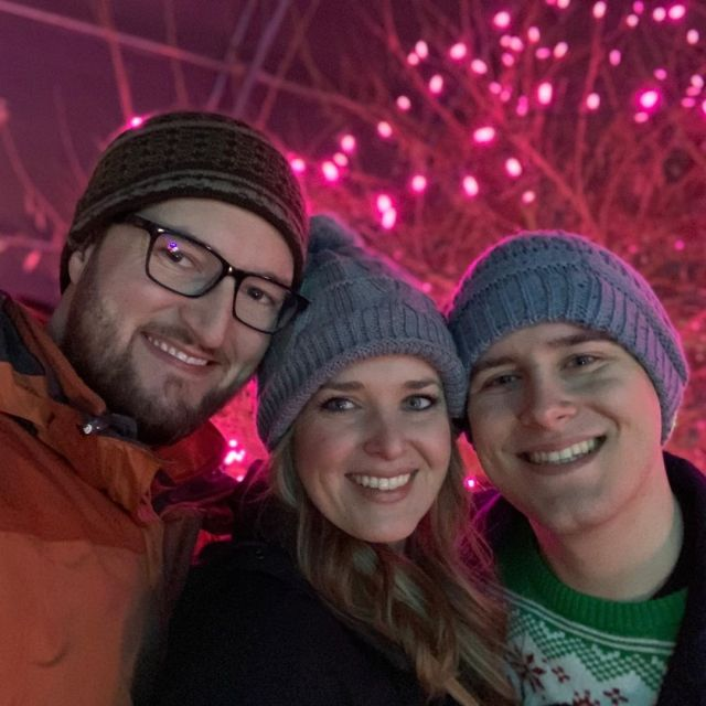 Family evening at Wildlights