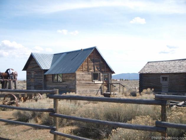 Fort Rock Oregon