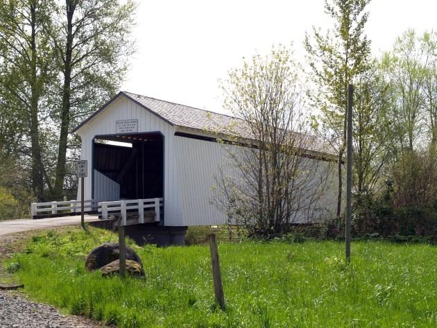 Gallon House Covered Bridge