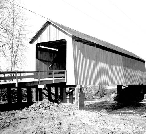1964, soon after the flood repairs