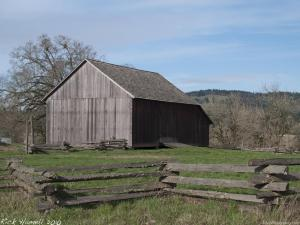 Donald Manson Barn