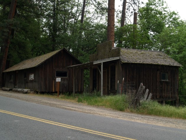 Top Ten Oregon Ghost Towns - Downtown Buncom