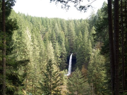 Silver Falls State Park