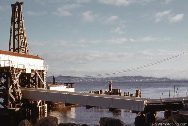 Megler Ferry Landing