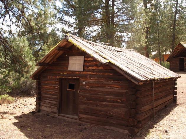 John C. Fremont Cabin