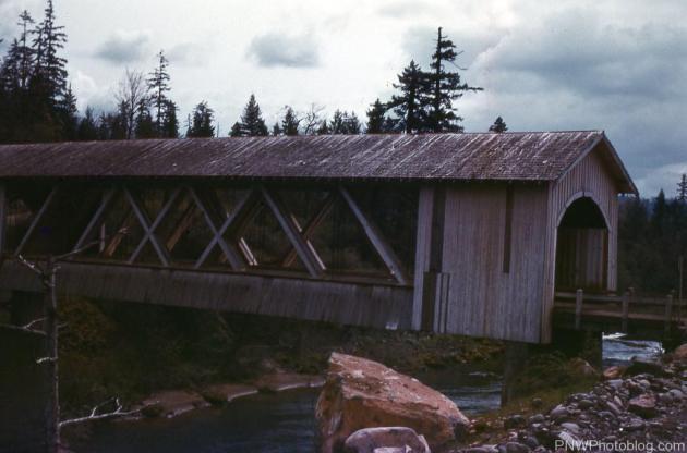 Unknown Covered Bridge