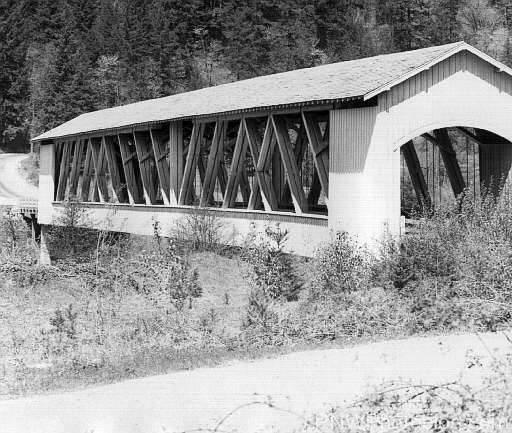 Foster Covered Bridge